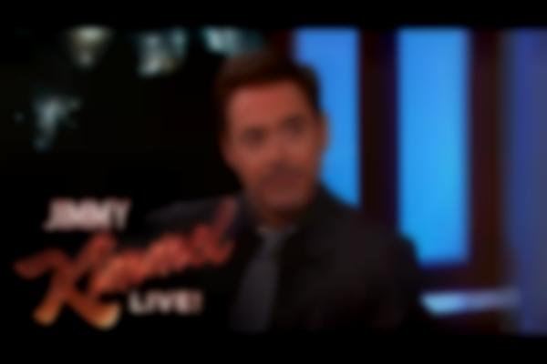 Robert Downey Jr. on the New Spider-Man