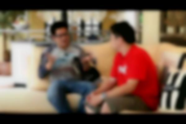 Marina Bay SINGAPORE Countdown 09/10: A Chat with Iskandar Mirza Ismail