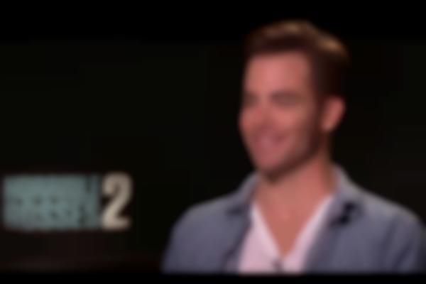 Chris Pine Interview - Horrible Bosses 2