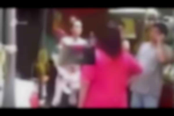 Sabahan Model Shanna Avril @ Persana Avril Sollunda Charged Over Petaling Street Indecency