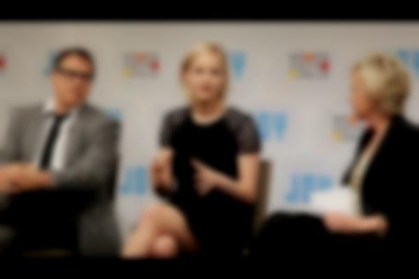 JOY | Women In The World Conversation with David O. Russell, Jennifer Lawrence and Joy Mangano