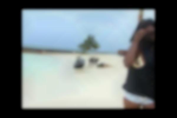 Jet Ski Crash Bahamas - RAW HD Video
