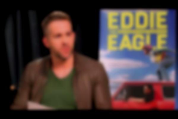 I Crashed the Eddie the Eagle Junket