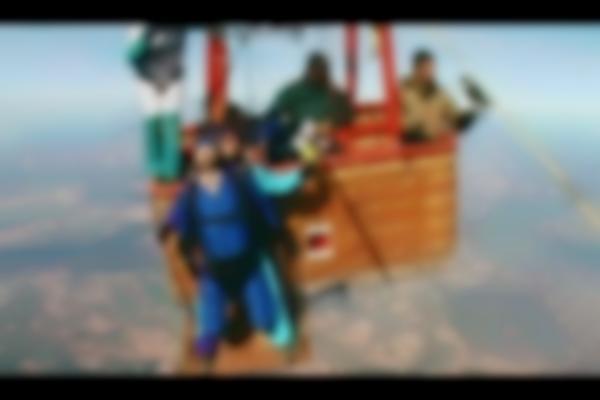 Falcon Vs Skydiver - Ultimate Killers - BBC