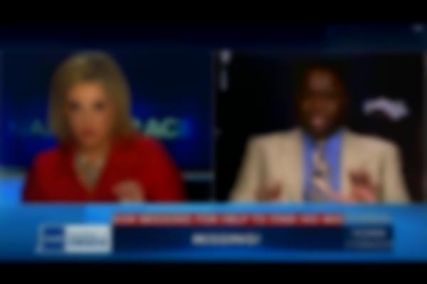 Nancy Grace tells dad missing son found alive