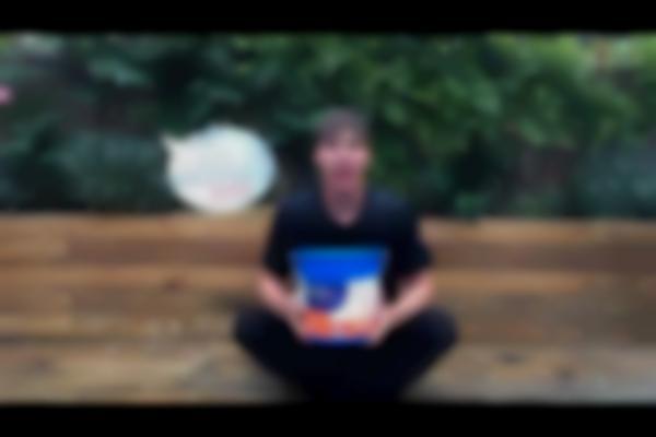Benedict Cumberbatch's Ice Bucket Challenge for #MND