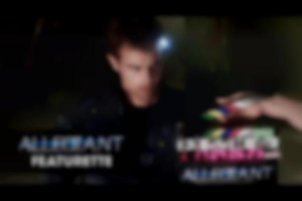 The Divergent Series: Allegiant - Official Featurette