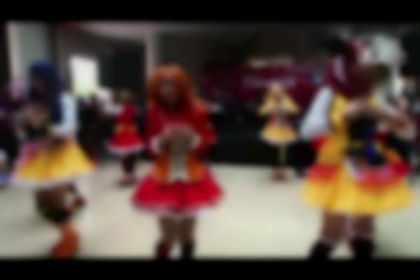 Cosplay dance team A-Live at Cathay's J Obsession 2016