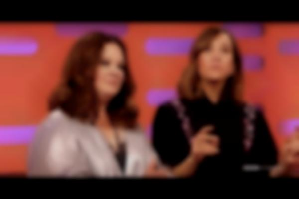 Melissa McCarthy and Kristen Wiig Do The Worst Ghostbusters Cover  - The Graham Norton Show