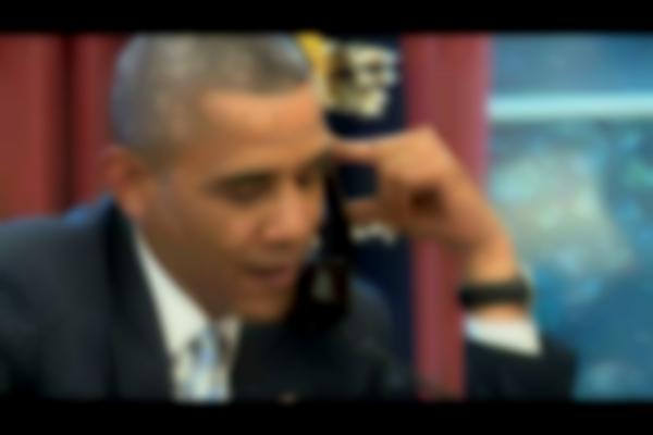 Raw Video: President Obama Calls Clint Dempsey & Tim Howard