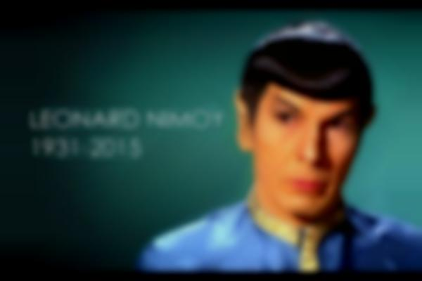 Leonard Nimoy Tribute (1931 - 2015)