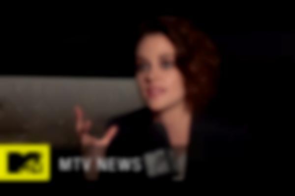 Kristen Stewart & Nicholas Hoult Reveal New Film 'Equals' | MTV News