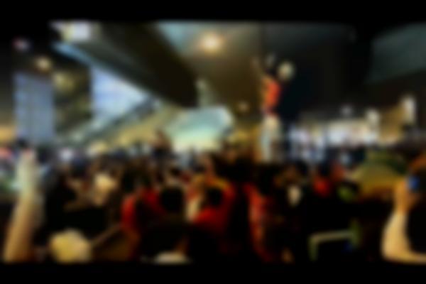 YNWA linked w Umbrella Movement in Hong Kong