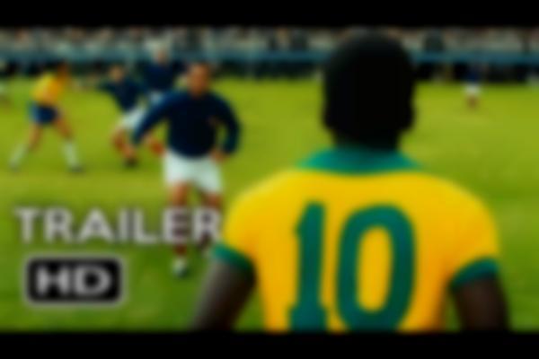 Pelé: Birth of a Legend Official Trailer #1 (2016) Biographical Movie HD