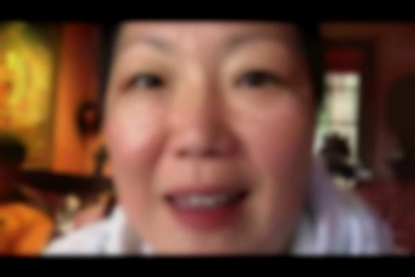 Margaret Cho Singapore Greeting