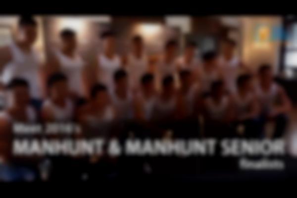 Meet 2016's Manhunt and Manhunt Senior finalists