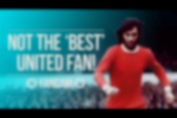 Watford v Man Utd Fanzone - MUFC fan doesn't know who George Best is?