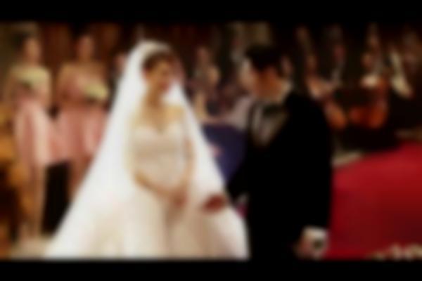 周杰倫與昆凌教堂婚禮畫面 Jay Chou & Hannah Quinlivan's Wedding@ Selby Abbey, Yorkside