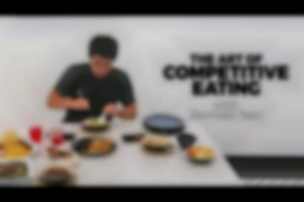 The Art of Competitive Eating with Zermatt Neo