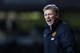 NO WALK IN THE PARK: David Moyes can expect a mixed reaction when he returns to Goodison Park tomorrow.