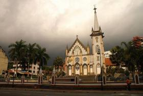 Two nuns were attacked at the Church of Visitation in Seremban