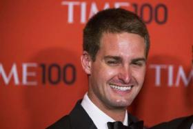 Snapchat CEO Even Spiegel 'mortified' by leaked Stanford frat emails.
