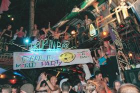 Thai junta relaxes curfew for full moon party.  Photo: ST file picture.