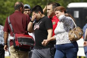 The latest school shooting in US in Oregon left one student dead and another teacher injured. This is the 74th shooting since the Sandy Hook tragedy.