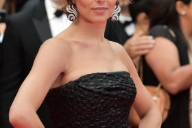 Cheryl Cole at the screening of the film Foxcatcher at the 67th edition of the Cannes Film Festival in Cannes last month.