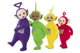 Teletubbies was a global hit that was broadcast in 120 countries and translated in 45 languages.