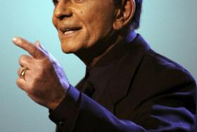 Casey Kasem did the voice of Shaggy from Scooby Doo. Photo: