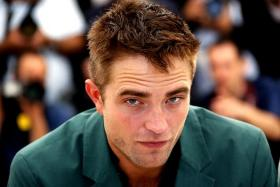 Robert Pattinson. PHOTO: