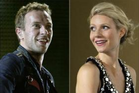 Singer Chris Martin and actress Gwyneth Paltrow announced their split in March. PHOTO: