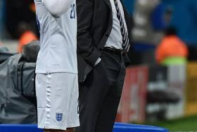 CONSERVATIVE: England manager Roy Hodgson chooses to stick to the same starting 11 which he fielded against Italy last week.