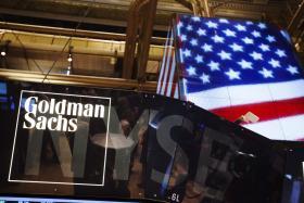 Goldman Sachs has described Mr Deeb Salem's claim as utterly ridiculous. PHOTO: