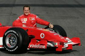 Documents relating to Michael Schumacher have been stolen, with the thieves claiming them to be medical records about his coma from a devastating ski crash in December.