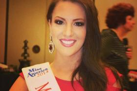 Miss Delaware Amanda Longacre, 24, was dethroned because she did not meet age requirements to compete in Miss America.