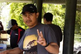Rizal Rizalman, the Malaysian diplomatic aide named as the accused in a sexual assault case in New Zealand.
