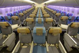 An undercover team found germs on trays and seat belts on planes, as well as trays used at airport security scans.