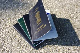 Some Indian youths were cheated of their money after a woman claimed to provide them with visas and a well-paid job in Singapore.