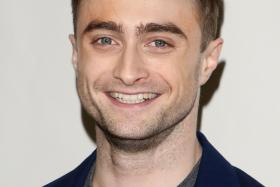 Daniel Radcliffe doesn't think he is of age to play an older Harry Potter unveiled in J.K Rowling's latest short story.