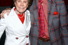 The iconic Eileen Ford, who founded Ford Models modeling agency with her husband Jerry in 1946, died yesterday (July 10) at the age of 92.