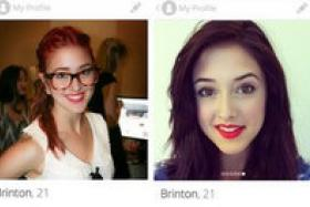 Brinton Parker conducted an experiment to test how men will react to different levels of make-up.
