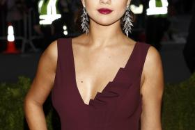 Selena Gomez is not about to sit back after netizen directs nasty comment about cancer at her.