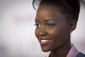 Lupita Nyong'o had to handle a snake for her recent Vogue cover shoot in Marrakesh, Morocco.
