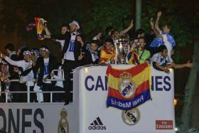 Real Madrid have kept their No. 1 spot on Forbes' most valuable sports teams in 2014.