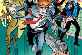 A volume of the Life with Archie series was banned for depicting a same-sex marriage.
