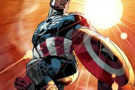 Sam Wilson, aka the Falcon, will take on the mantle of Captain America from Steve Rogers.
