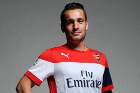 France right-back Mathieu Debuchy has joined Arsenal from Newcastle United.