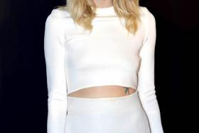 British TV host and model Peaches Geldof died of a heroin overdose.